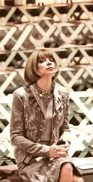 Judgmental Anna Wintour Tumblr