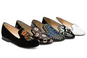 The Prada Slipper Capsule Collection is Decorated