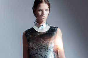 The Damien Ravn Spring 2013 Collection Depicts Medieval Inspiration