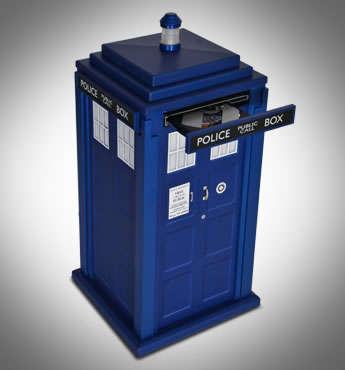 16 Tip-top TARDIS Features - Celebrating Doctor Who