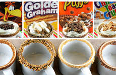 Cereal Hot Chocolate is a Simple Way to Spice Up Chocolaty Brews