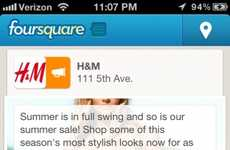 58 Fantastic Foursquare Fascinations