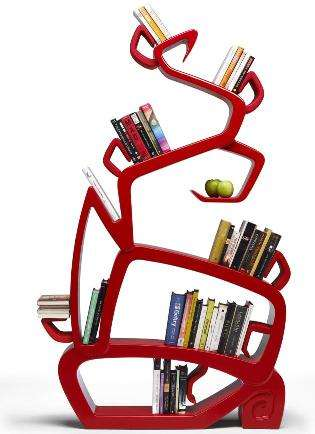 Contemporary Bookshelves