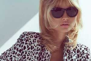 H & M Spring 2013 Campaign Shows a Sultry Magdalena Frackowiak