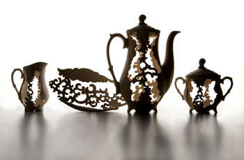 quirky tea sets