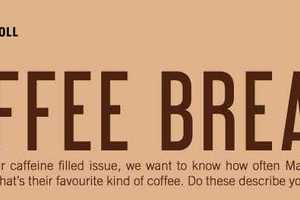 The Coffee Break Infographic Reveals Malaysia's Drinking Patterns