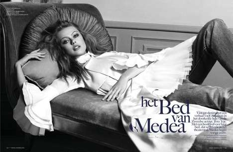 Frida Gustavsson Vogue Netherlands