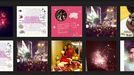 Instagram New Years