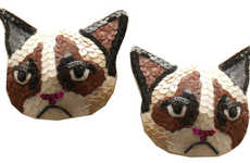 Risqué Grumpy Cat Pasties - Grumpy Cat Pasties Show a Naughtier Side to the Viral Kitty