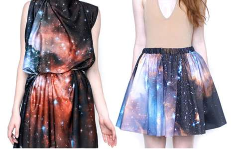 Sagan Galaxy Skirt