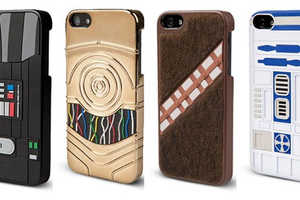 Pick up a Star Wars iPhone Case & Let the Force be with you