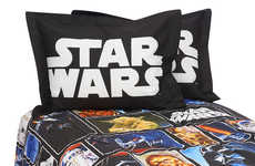 Retro Sci-Fi Bedspreads - Add an Intergalactic Touch to Any Bedroom with the Star Wars Comforter