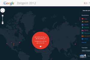 Google Zietgeist Resolutions Unites the World and Encourages Progress