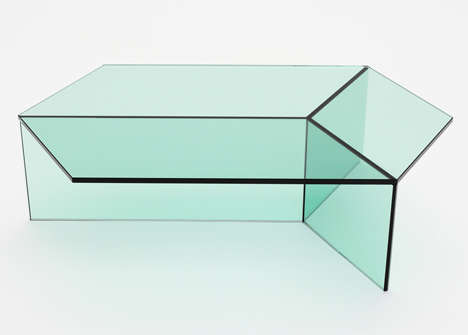 Isom tables by Sebastian Scherer