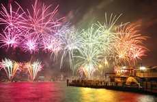 Explosive Celebration Snapshots