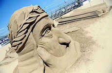 13 Surreal Sand Sculptures