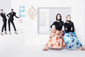 The Christian Dior Spring 2013 Campaign Revamps the Iconic Brand