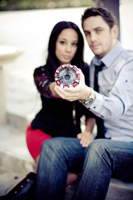 iron man, geek, proposal