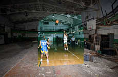 Detroit Urbex Blends Vintage Captures with Present Day Shots