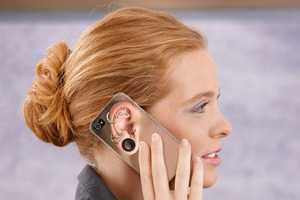 The All Ears Case Lets you Change Your Look With a Lift of an Arm