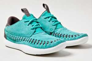 The Nike Solarsoft Moccassin Woven Shoe is the Ultimate in Comfort