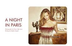 Sepia Parisian Photoshoots