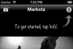 Marksta Watermarks Your Photos Before They Go Online