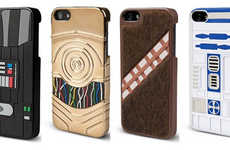 30 Geek-Chic Smartphone Sheaths - These Nerdy iPhone Cases are Essential for the Tech-Savvy Scholar