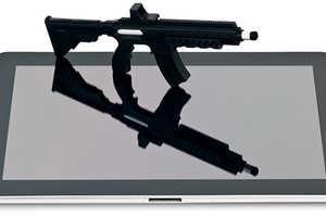 The Machine Gun Stylus Puts Precision into Technology
