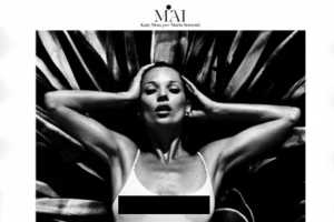 The Vogue Paris Calendar Titillates the Senses