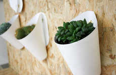 Minimalist Plant Fixtures