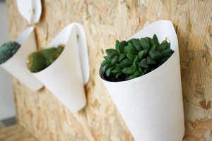 The Clara del Portillo Opot Smart Pot Hanger is Chic and Modern
