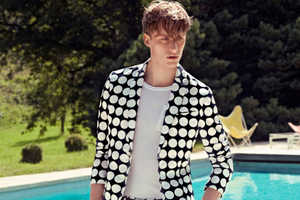 Pierre Balmain Spring Summer 2013 Line Offers Sophisticated Flare