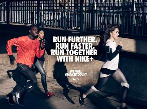 nike running 2013