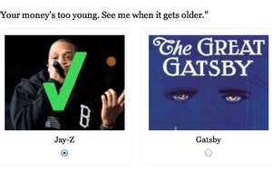 The Jay-Z or Great Gatsby Quote Quiz Will Leave You Surprised