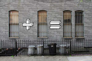 'Sum Times' by Tape Aakash Nihalani is an Awesome Example of NYC Art