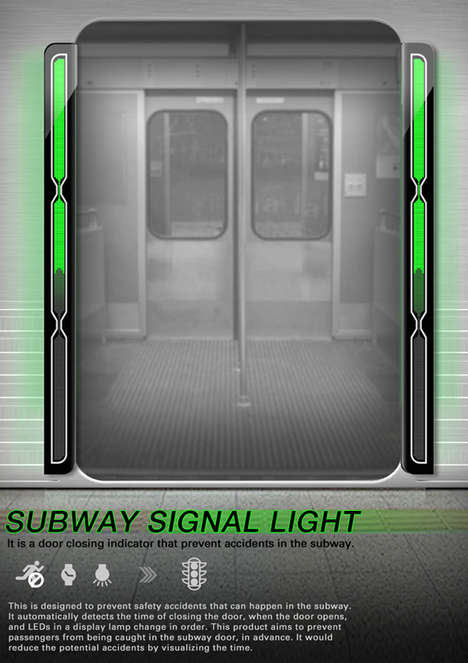 subway signal light
