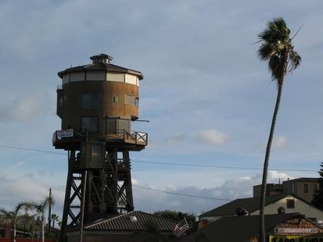 renovated water tower