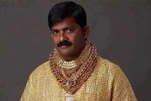 The 22-Karat Gold Shirt is a Luxe Metallic Dream