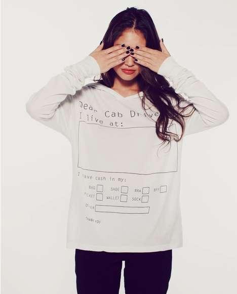 Take Me Home Hoodie by Wildfox Couture