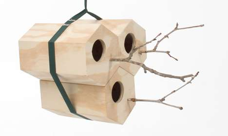 eco friendly birdhouse
