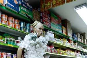 The Jose Ferreira Chinatown Shoot Fuses Couture and Culture