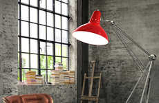 Oversized Task Lights