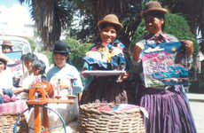 Bolivian Co-Op Clothing - Artesania Sorata Creates Artisan Goods and Employs Women