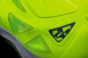 The Nike Lebron 10 Volt Dunkman Come in Electric Neon Yellow