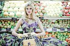 12 Glam Grocery Store Pictorials