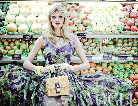 supermarket fashion