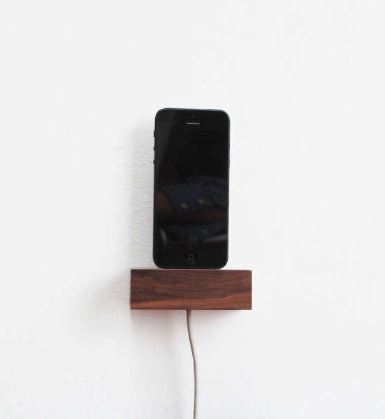 Eclectic Wooden Device Docks