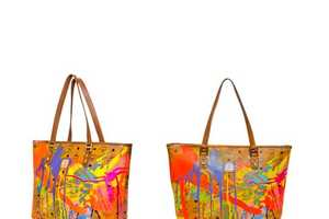 Art and Practicality Meet to Create the MCM Handbags