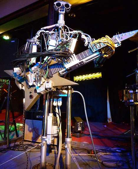 Robot Band Cover Motorhead 